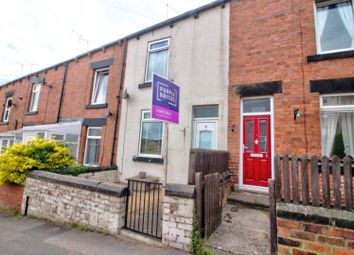 Thumbnail 2 bed terraced house for sale in Edmunds Road, Barnsley