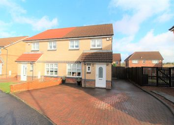 3 bed semi-detached house for sale in Lammermuir Way, Chapelhall, Airdrie ML6