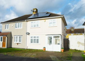 Thumbnail 3 bedroom semi-detached house for sale in Newbury Walk, Romford
