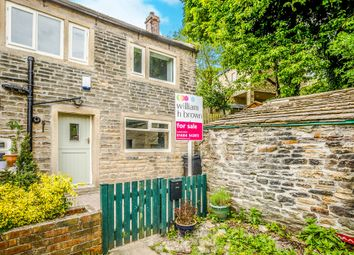 Thumbnail 2 bed cottage for sale in Longcroft Yard, Golcar, Huddersfield