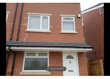 Thumbnail 4 bedroom semi-detached house to rent in Thompson Street, Manchester
