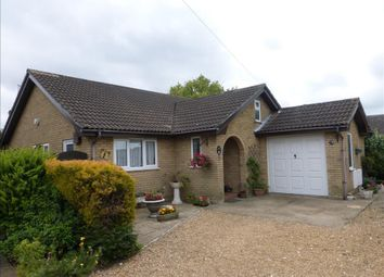 Thumbnail 3 bed detached bungalow to rent in Manor Park Road, Corton, Lowestoft
