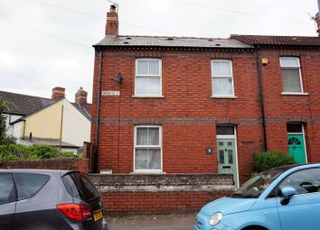 Thumbnail 2 bedroom end terrace house for sale in Gwennyth Street, Cardiff