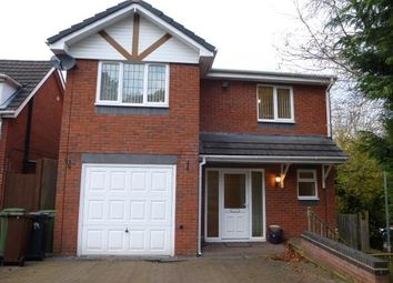 Thumbnail 4 bedroom detached house to rent in Westhill, Wolverhampton