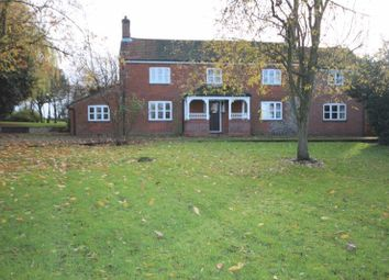 Thumbnail 4 bed farmhouse for sale in Watton Road, Barford, Norwich