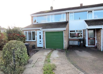 Thumbnail 3 bed end terrace house to rent in Broomfield, Silver End, Witham