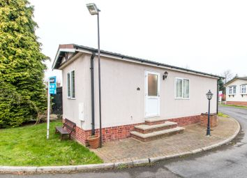 Thumbnail 1 bedroom mobile/park home for sale in Mobile Home Park, Lambeth Road, Balby, Doncaster