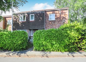 Thumbnail 3 bedroom end terrace house for sale in Emmanuel Close, Mildenhall, Bury St. Edmunds