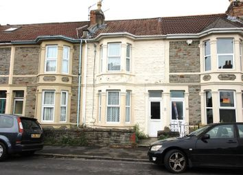 Thumbnail 3 bed terraced house to rent in Carlyle Road, Greenbank, Bristol