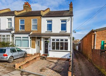 Thumbnail 2 bed end terrace house for sale in Woodman Road, Coulsdon