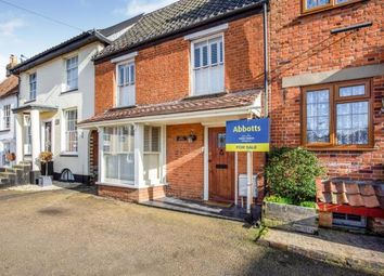 3 bed terraced house for sale in Market Street, East Harling, Norfolk NR16