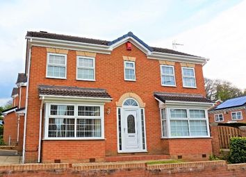 Thumbnail 4 bed detached house for sale in Blenheim Close, Sheffield