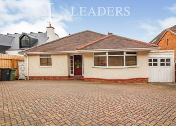 Thumbnail 3 bed bungalow to rent in Hylton Road, Worcester