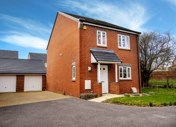 Thumbnail 4 bed detached house for sale in Rimini Road, Andover Down, Andover