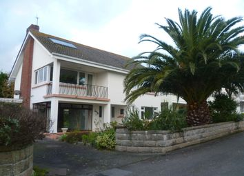Thumbnail 4 bed detached house to rent in Bel Royal, St Helier