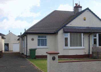 Thumbnail 3 bed semi-detached bungalow to rent in Greeba Avenue, Glen Vine