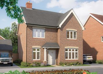 "Thumbnail 4 bed detached house for sale in ""The Aspen"" at Park Road, Hellingly, Hailsham"
