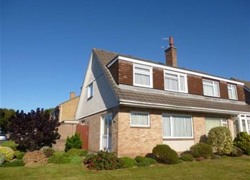 Thumbnail 3 bed semi-detached house for sale in Blackstone Close, Elburton, Plymouth