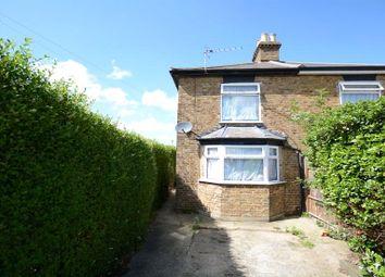 Thumbnail 3 bed semi-detached house for sale in New Road, Hillingdon, Uxbridge