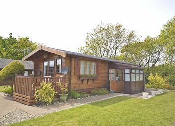 Thumbnail 2 bed cottage for sale in Applegrove Lodges, Burniston, Scarborough