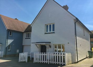 Thumbnail 4 bed terraced house for sale in Peacocke Way, Rye