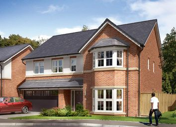 "Thumbnail 5 bed detached house for sale in ""The Kirkham "" at Markle Grove, East Rainton, Houghton Le Spring"