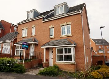 Thumbnail 4 bedroom town house to rent in Twentyman Walk, Leeds