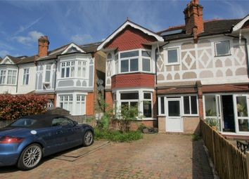 Thumbnail 4 bed semi-detached house for sale in Queens Road, Wimbledon, London