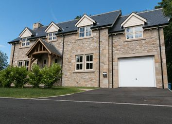Thumbnail 4 bed detached house for sale in Back Burn Cottage, Low Close, Felton
