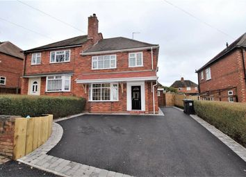 Thumbnail 3 bed semi-detached house for sale in Ellowes Road, Lower Gornal, Dudley