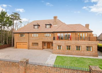 Thumbnail 6 bedroom detached house for sale in Portsdown Hill Road, Portsmouth