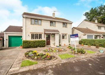 Thumbnail 3 bedroom detached house for sale in Willow Close, Huish Episcopi, Langport