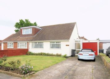 Thumbnail 2 bed semi-detached bungalow for sale in Brookers Lane, Gosport