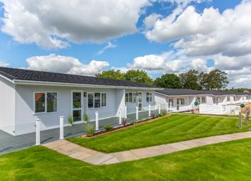 Thumbnail 2 bed property for sale in Marsh Road, Broadlands Holiday Park & Marina, Oulton Broad