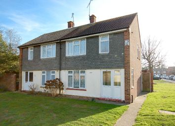 Thumbnail 2 bed semi-detached house for sale in Church Way, Swalecliffe, Whitstable