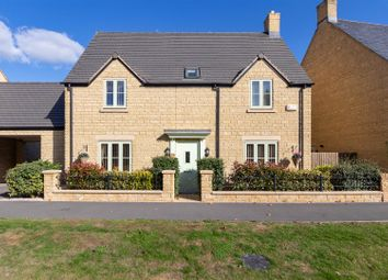 Thumbnail 4 bed detached house for sale in Summers Way, Moreton In Marsh, Gloucestershire