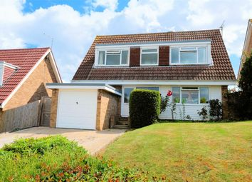 Thumbnail 4 bed detached house for sale in Kingfisher Close, Whitstable, Kent