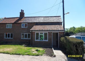 Thumbnail 3 bedroom end terrace house to rent in Low Street, Ilketshall St. Margaret, Bungay