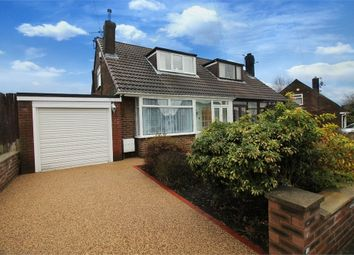 Thumbnail 2 bedroom semi-detached bungalow for sale in Lovat Road, Breightmet, Bolton, Lancashire