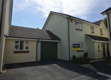 Thumbnail 2 bed semi-detached house for sale in Potters Way, Plymouth, Devon
