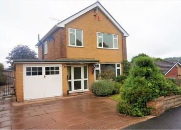 Thumbnail 3 bed detached house for sale in Nursery Avenue, Stoke-On-Trent