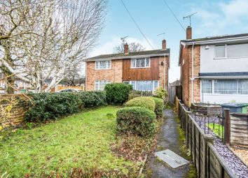 Thumbnail 3 bed semi-detached house for sale in Quob Lane, West End, Southampton