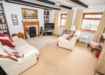 Thumbnail 2 bed cottage for sale in Marshfield Road, Castleton, Cardiff