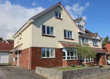 4 bed semi-detached house for sale in 58 Cecil Road, Gorseinon, Swansea SA4