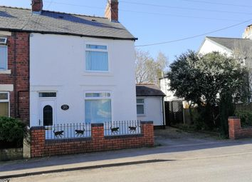 Thumbnail 3 bed end terrace house for sale in Village Road, Northop Hall, Mold