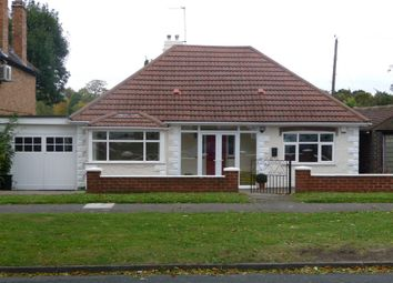 Thumbnail 2 bedroom detached bungalow to rent in Wake Green Road, Moseley, Birmingham