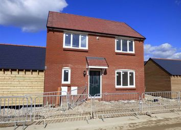 Thumbnail 2 bedroom detached house for sale in Curtis Way, Weymouth