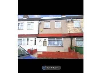 Thumbnail 3 bedroom terraced house to rent in Stokes Road, London