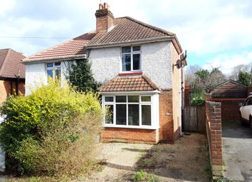 Thumbnail 3 bed semi-detached house for sale in Dimond Hill, Southampton