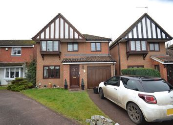Thumbnail 4 bed property for sale in Welsummer Way, Cheshunt, Waltham Cross